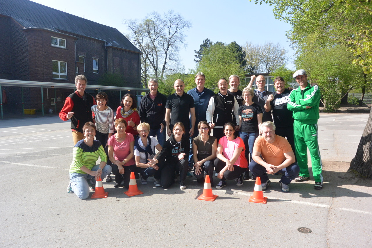 Sechszehn neue Boogie Woogie Kursleiter für NRW