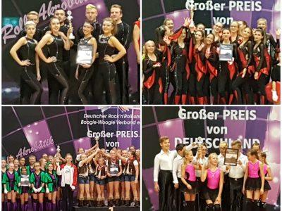 Großer Preis von Deutschland Formationen in Bochum
